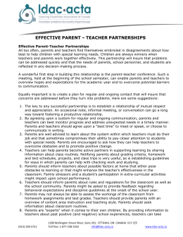 Effective-Parent-Teacher-Partnerships