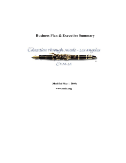 Education Through Music-Los Angeles (ETM-LA