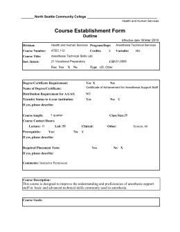 Course Outline Draft 2 - North Seattle Community College