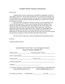 Sample institutional permission letter to principal dear xxxx student parent teacher conferences altavistaventures Images