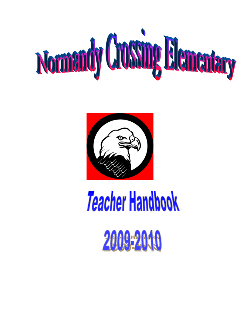Tice Teacher Handbook - Galena Park Independent School District