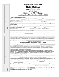 Registration Form 2015