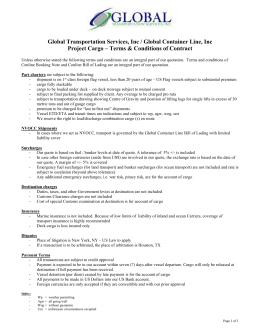 Maritime Law Final Exam Essay