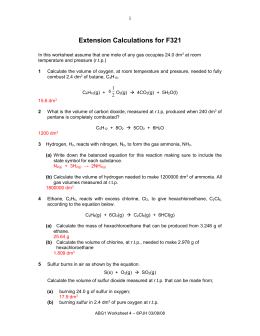 CF1 - Basic Calculations and Concepts Worksheet (4)