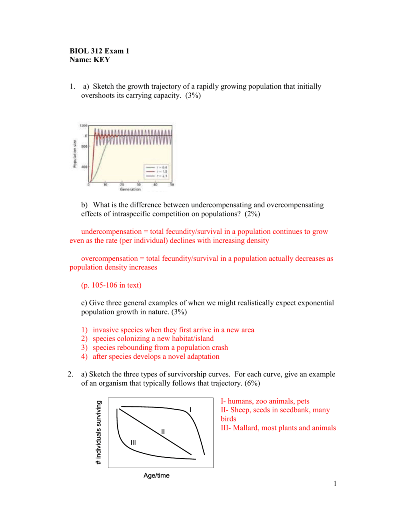 Exam 1 answer key ccuart Image collections