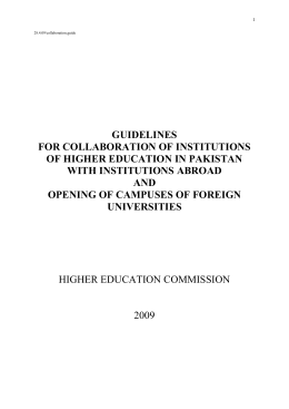 28 - Higher Education Commission