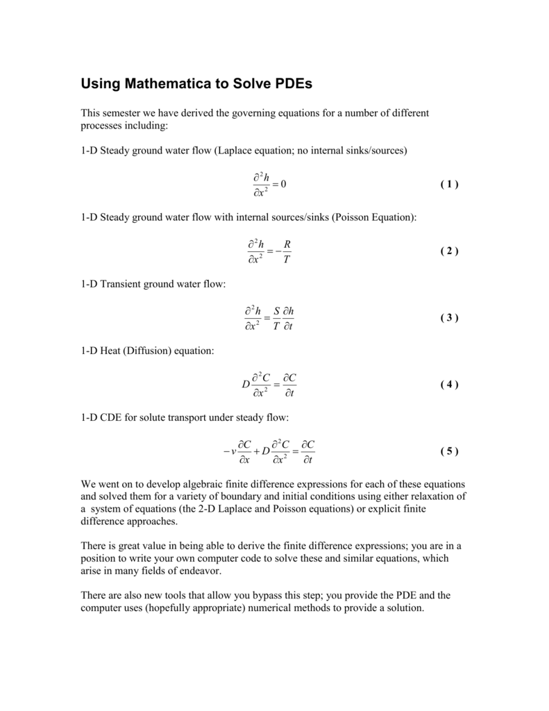 Derivation of Convection Dispersion Equation for Porous Media