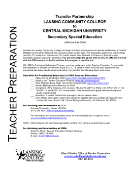 Social Sciences: (8) - Lansing Community College