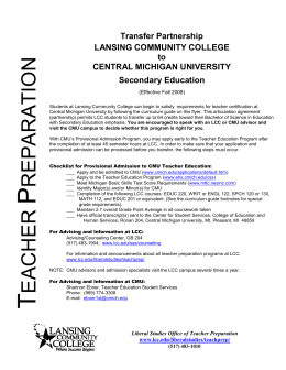 0680 - Lansing Community College