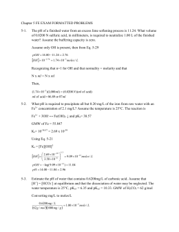 Chapter 05 FE Problem Solutions