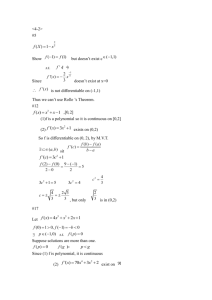 7-1, 7-2 Test Review Answers