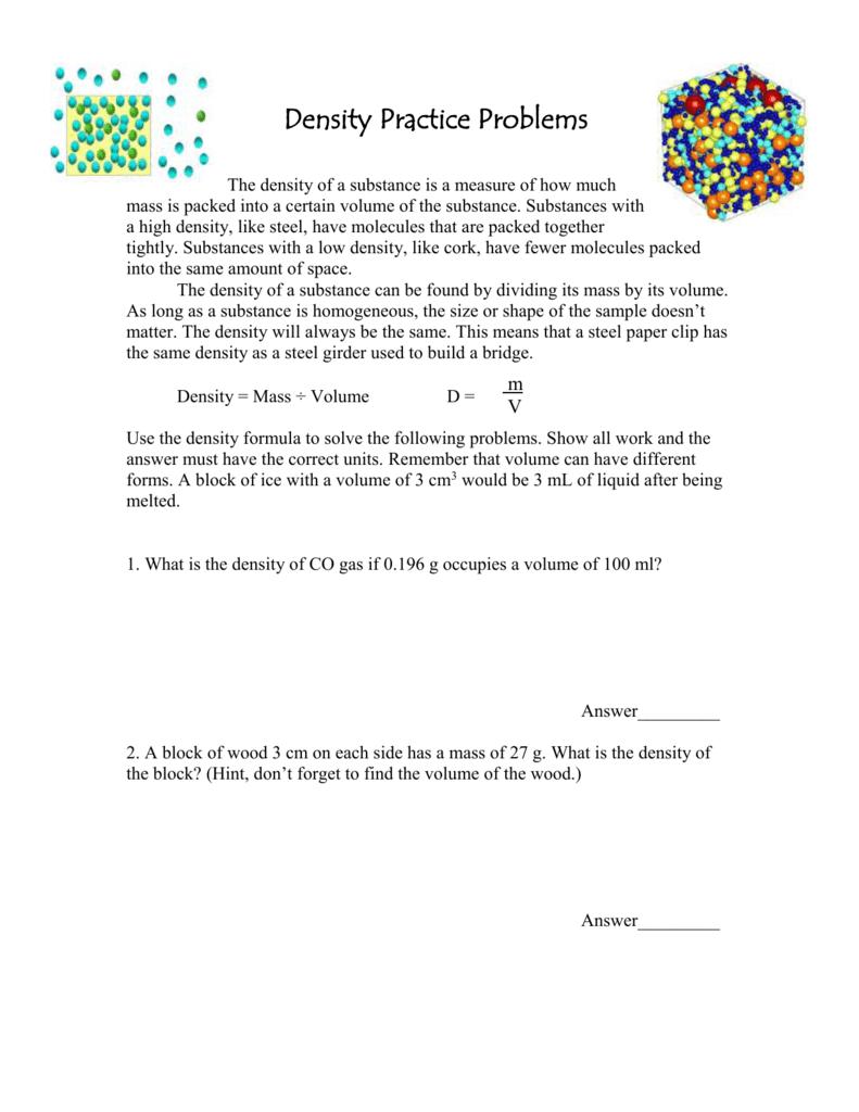 Worksheets Density Practice Worksheet density practice problems 005877294 1 5743efa3242e5ce2140aecbdf894ca06 png
