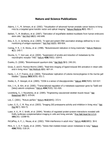 Nature and Science Publications