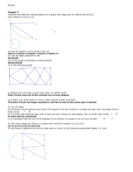 Solutions to Review for Exam #2