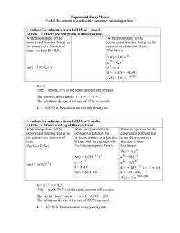 Uranium 238 dating calculator