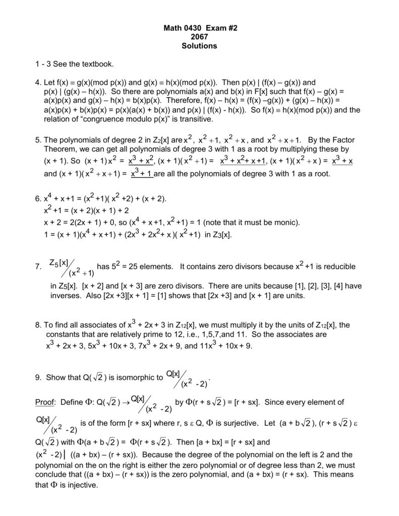 7e6b78577 Sample Exam #1