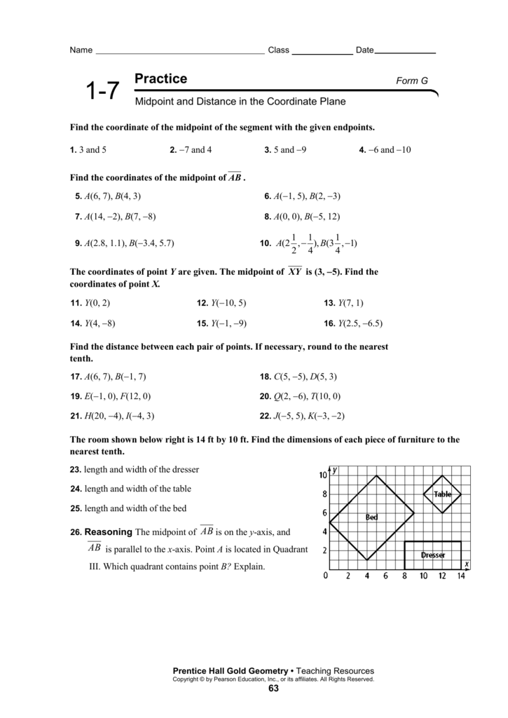 prentice hall gold geometry answer key Geometry Assignment 5