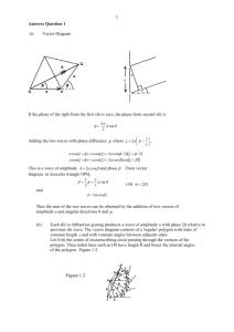 Theoretical Questions Solutions