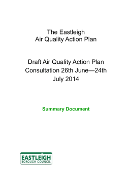 The Eastleigh - Eastleigh Borough Council