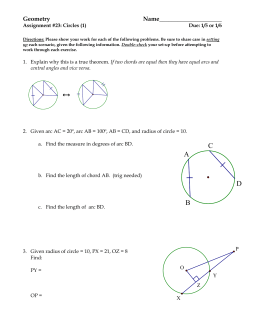 Each of the diagrams represents a theorem about