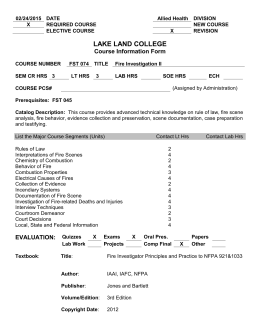 division - Lake Land College