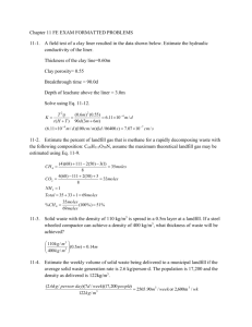 Chapter 11 FE Problem Solutions