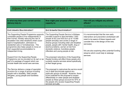 Stage 2 (Legal Compliance Assessment)