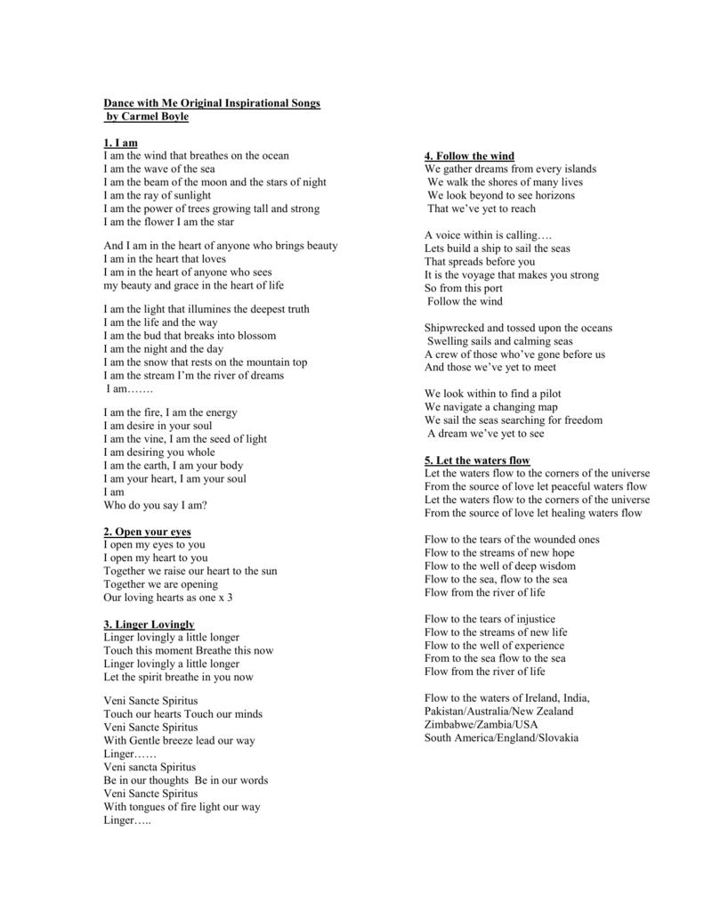 Dance with me lyrics