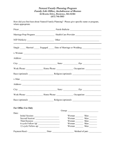 NFP Registration Form