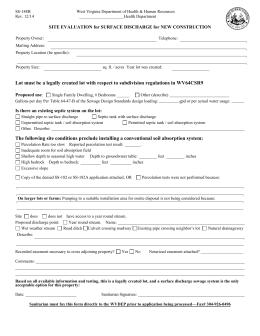 Wayne County Building Permit Application