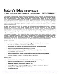 Nature`s Edge INDUSTRIAL-D