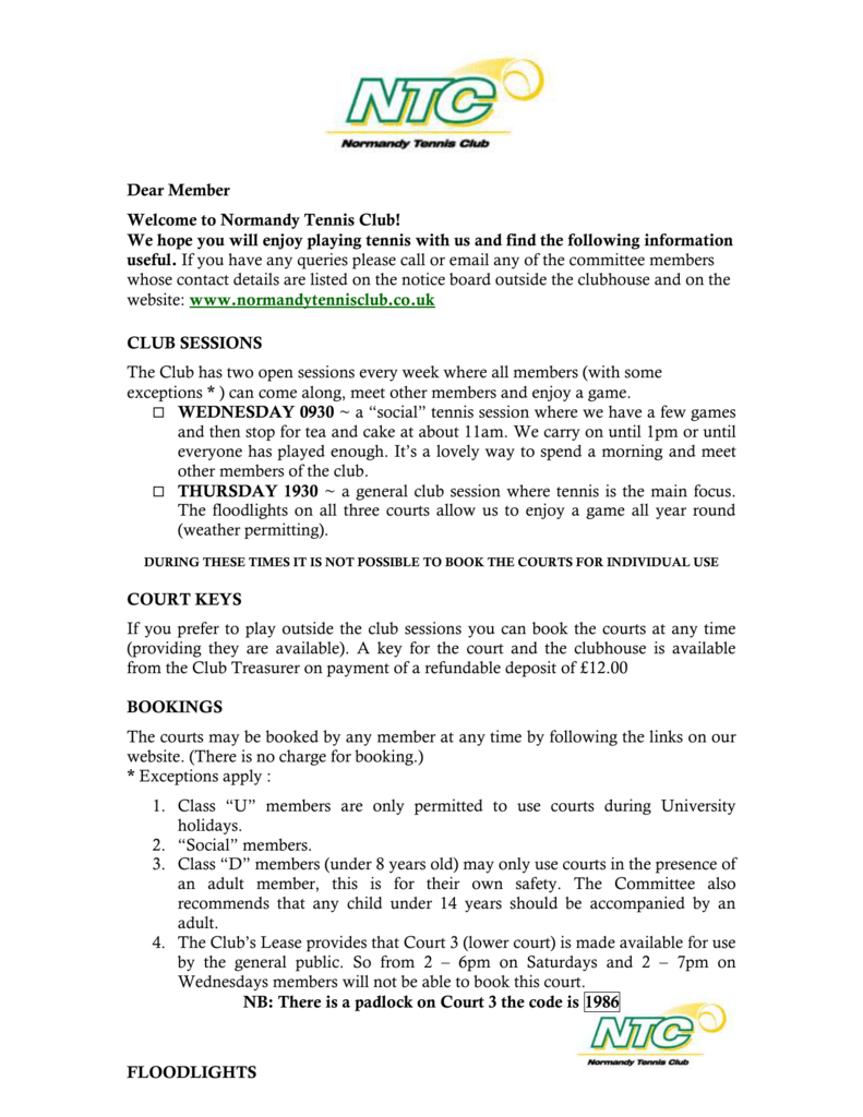 Letter To The Courts from s3.studylib.net