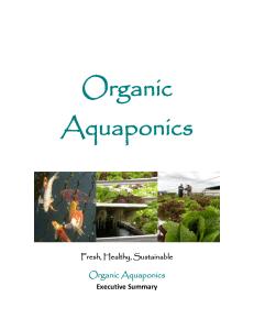 Collaboration for aquaponics sustainable Energy: Case