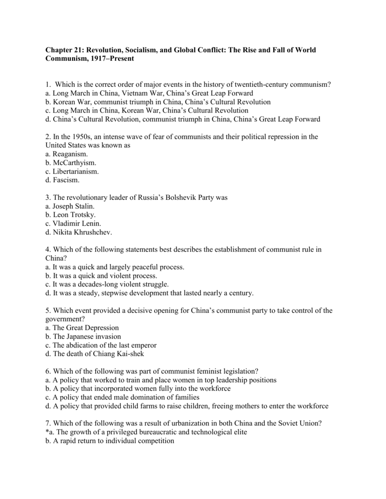 Worksheets Korean War Worksheet ch 21 review questions