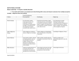 Click to view draft rubric