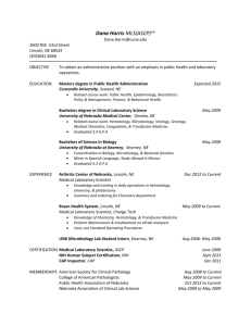 Dana Harris Resume