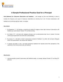 ESE SMART Goals Workshop Handout 8