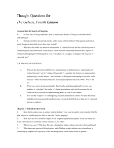 The Gebusi, Fourth Edition
