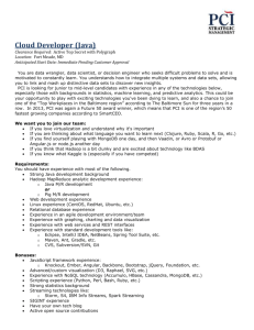 Cloud Developer (Java)
