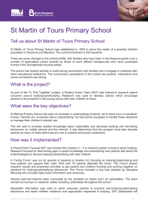 St Martin of Tours Primary School
