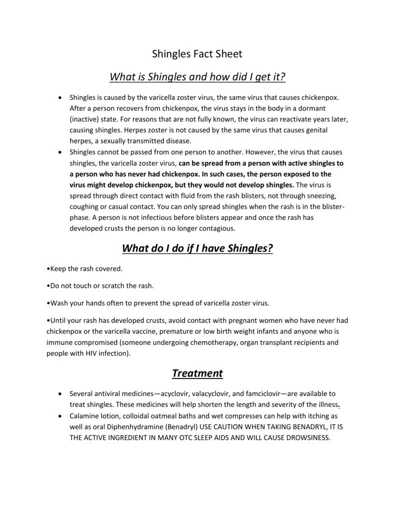 Preventing Shingles - Elizabeth Salada MD