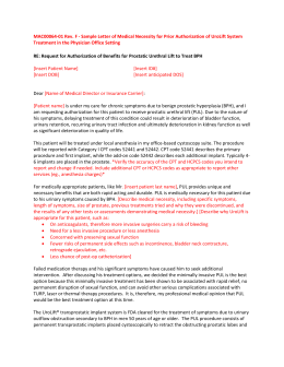 Sample letter of appeal for experimental investigational sample letter of medical necessity for prior authorization expocarfo