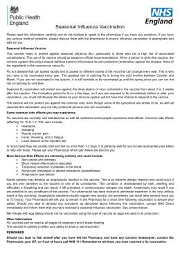 flu vaccination invitation template letter. Black Bedroom Furniture Sets. Home Design Ideas