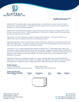SafetySecure - Simpson Security Papers