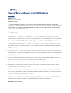 Superintendent Environmental Systems