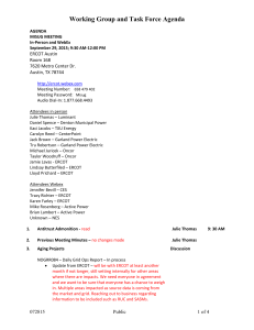 MISUG Agenda Meeting Notes 09292015
