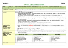 VC - Stage 3 - Plan 8 - Glenmore Park Learning Alliance