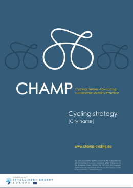 CHAMP_cycling strategy_template