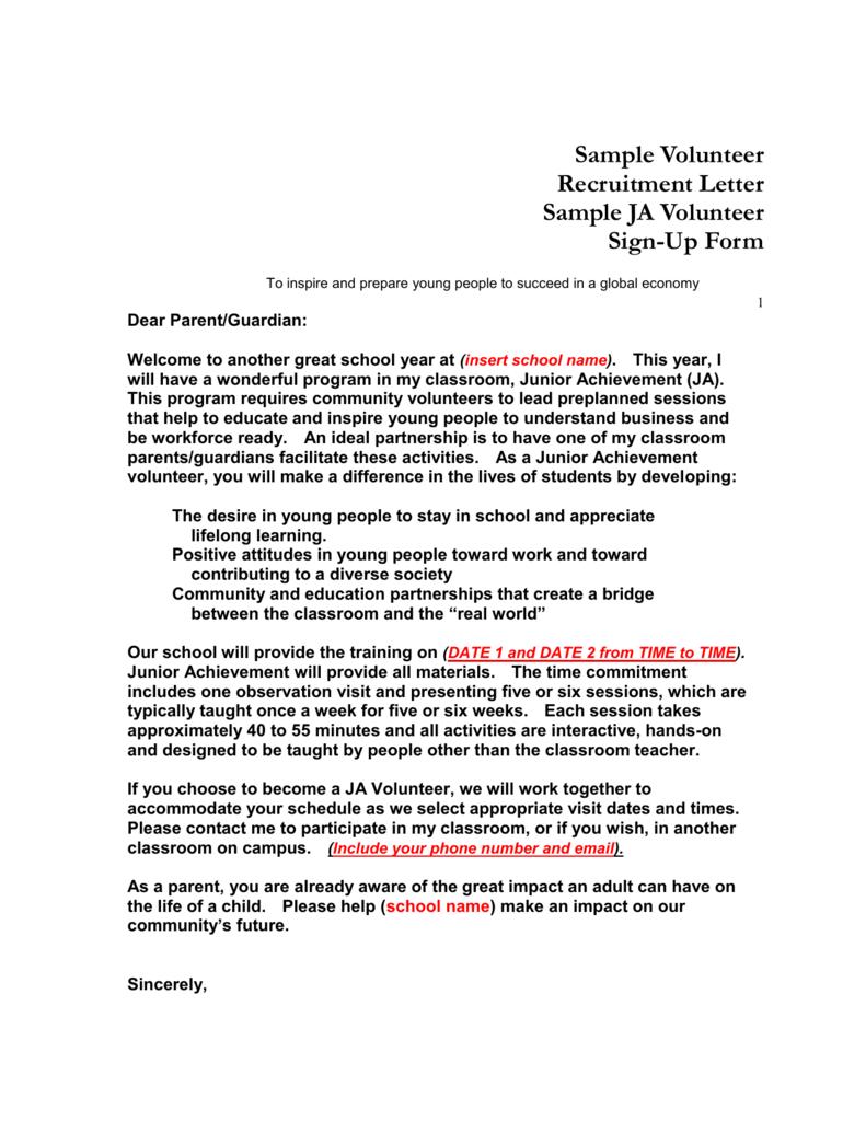 Requested Teacher (s) - Junior Achievement of Arizona