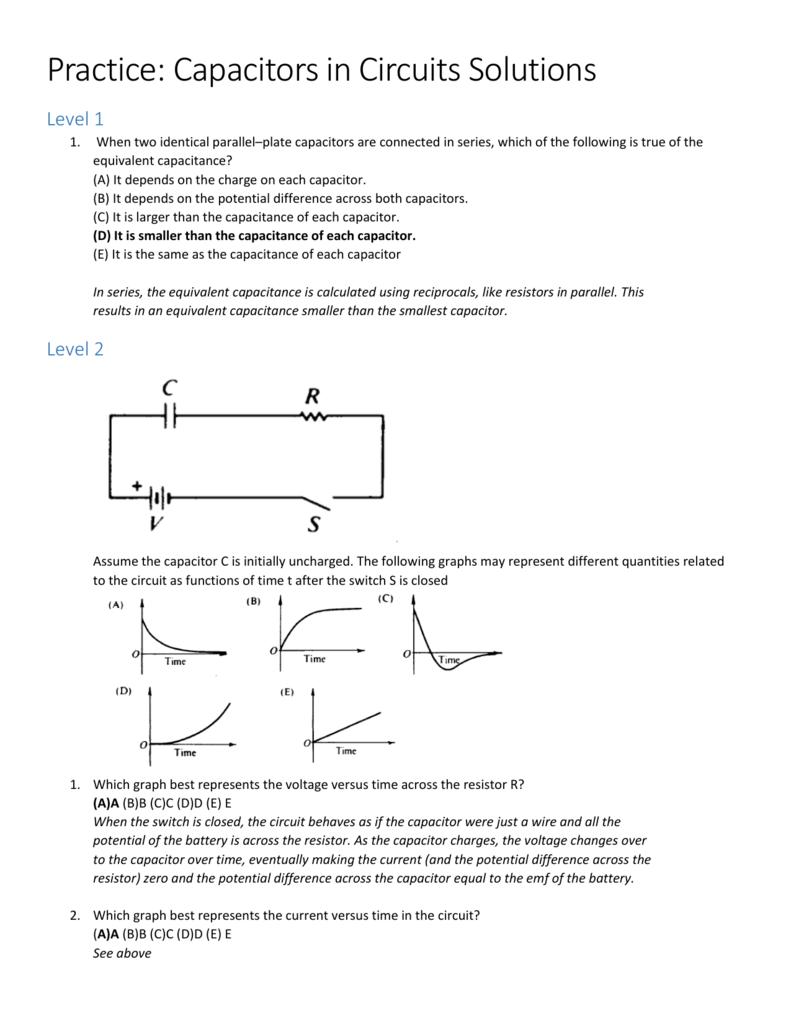 Level 1 Series Versus Parallel Circuit 006623844 D0356b47609976d98283ff23b4b92a60